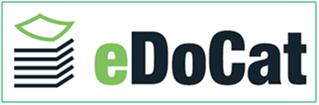 Logo řešení eDoCat na www.digitalnicesta.cz