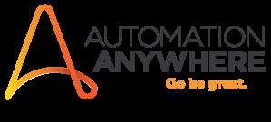 Logo řešení Automation Anywhere na www.digitalnicesta.cz